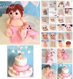 How to make a baby figure