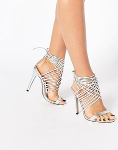 Public Desire | Public Desire Mona Strappy Heeled Sandals at ASOS