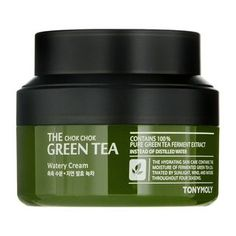 Buy Tony Moly The Chok Chok Green Tea Watery Cream 60ml at YesStyle.com! Quality products at remarkable prices. FREE WORLDWIDE SHIPPING on orders over CA$45.