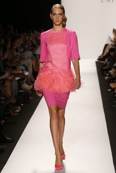 Academy of Art University RTW Spring 2013 Spring Fashion Trends, Runway Fashion, Fashion Show, Fashion Design, Donna Karan, Ready To Wear, University, Pink Grapefruit, Couture