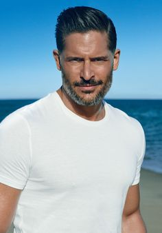 Joe Manganiello by Mark Seliger For Details Magazine -