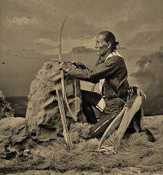 Barbas Hueros (aka Light Beard) - Navajo - 1874
