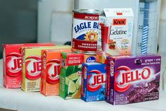 How to make 7 layer finger jello