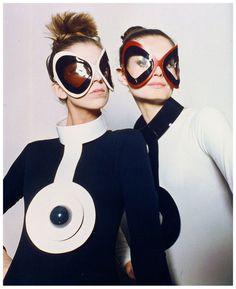 Pierre Cardin: Alien Inspired Avant Garde Style