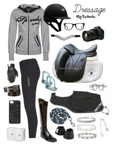 """""""Dressage - My Esthetic"""" by equine-couture ❤ liked on Polyvore featuring Spooks, Cartier, Lorenzini, Muse, Hermès, Eos, C. Wonder and Marc by Marc Jacobs"""