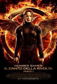 Recensione del film Hunger Games: Il canto della rivolta – Parte I --> www.booklosophy.com  #hungergames