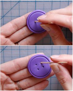edible button tutorial