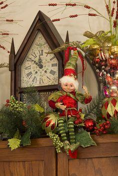 Top of Hoosier elf