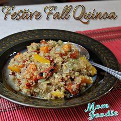 Festive Fall Quinoa Recipe
