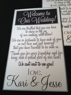 Wedding Door Hangers, Destination Wedding, Wedding Welcome Bag ...