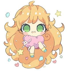 Tsumugi  #tsumugi #ammamatoinazuma #anime #medibangpaint Anime Chibi, Anime Art, Sweetness And Lightning, Amaama To Inazuma, Manga Comics, Pretty Art, Kawaii Girl, Simple Art, Doujinshi