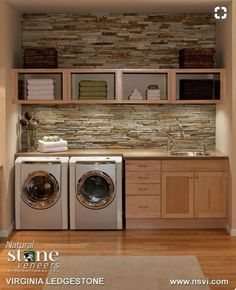 A laundry room is a fundamental portion of a house that has to be designed while keeping all the technical things. So there are a number of ways which make your laundry room attractive. A public laundry room is extremely… Continue Reading → Rustic Laundry Rooms, Farmhouse Laundry Room, Farmhouse Kitchen Cabinets, Farmhouse Remodel, Laundry Room Storage, Laundry Room Design, Kitchen Remodel, Basement Laundry, Kitchen Organization