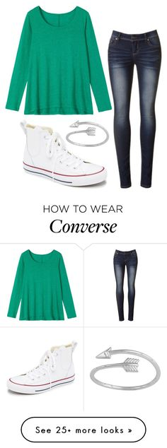 """Chilling at a friend's house"" by hcs72902 on Polyvore featuring Toast, Converse, women's clothing, women's fashion, women, female, woman, misses and juniors"
