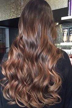 Wavy omber hair #gorgeoushair