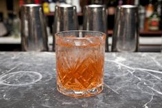 Wimbledon Milk Punch at Experimental Cocktail Club. #100BestDishes