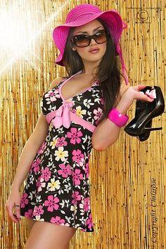 #Sexy #Sommerkleid bund-4212 - My-Kleidung Onlineshop Preis: 25,50 Euro