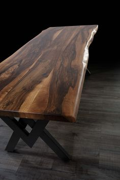 Walnut Table, Dining Table, Furniture, Home Decor, Decoration Home, Room Decor, Dinner Table, Home Furnishings, Dining Room Table