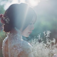 You're my favorite day dream.  #prewedding photo by YUI Photography #taiwan #analogfilm