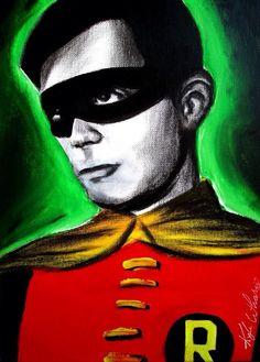 Robin 11x14