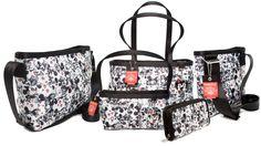 cd2ebe9932 Disney Parks Blog. Disneyland Resort. Minnie & Mickey in Love Seatbeltbag  from HARVEYS ...