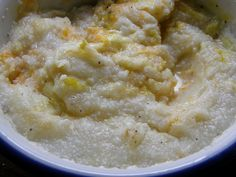 hillbilly grits in the South
