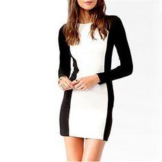 Vestido elegante de empalme BODA CASA Mujeres – EUR € 14.84