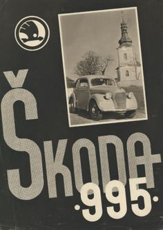 ŠKODA Popular 995 (type 937)