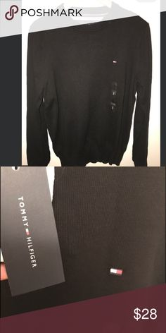 Tommy Hilfiger man's sweater This is new with tag Tommy Hilfiger Sweaters Crewneck