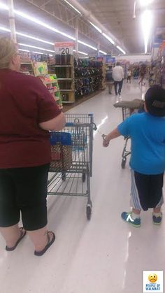20 Things That Could Only Happen At A Walmart 20