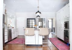 Crate and Barrel Kitchen Rugs