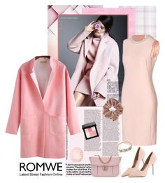 """""""Romwe 180."""" by carola-corana ❤ liked on Polyvore featuring Topshop, Bobbi Brown Cosmetics and romwe"""