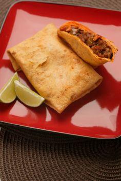 Burrito Tex Mex, Burritos, Mexican, Bread, Ethnic Recipes, Food, Products, Breakfast Burritos, Brot