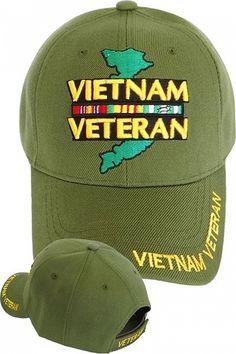 Vietnam Veteran Vietnam Era Veteran Caps - US Military Hats Vietnam Veterans, Vietnam War, Veteran Hats, Navy Store, Military Cap, Embroidered Caps, Woodland Camo, Mens Caps, Hats For Men