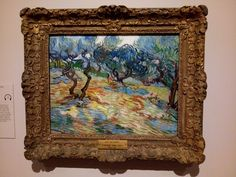 Van Gogh Exhibition, Tate Britain, Art Museum, French, Cars, Painting, Decor, Moldings, Tela