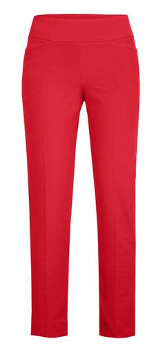 7a5535839afb9 Introducing our hot and classy Red Tail Ladies Mulligan Slim Fit Pull On  Golf Ankle Pants