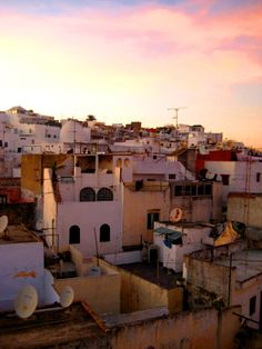 Tangier, Kingdom of Morocco, North Africa...