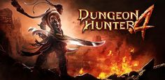 Dungeon Hunter 4 1.0.1 (Unlimited Gold & Gems & Skills) - Frenzy ANDROID - games and aplications