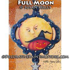 Full Moon ePacket - Susan Kelley - PDF DOWNLOAD