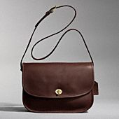 The City Bag...a classic from COACH and the first COACH I ever bought!  Still have it!