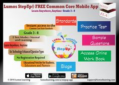 Realistic #PARCC and #SBAC test practice in a single mobile app for students. Download now:  http://goo.gl/ZTqUZF