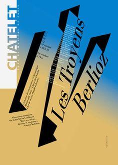 Rudi Meyer, Les Troyens, Opéra de Hector Berlioz, Théâtre du Châtelet, Paris, 2003