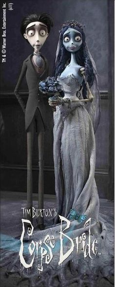 """Emily and Victor Corpse Bride 