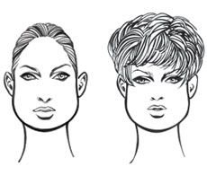 42 Best Pear Face Images On Pinterest Face Shape Hairstyles Pear