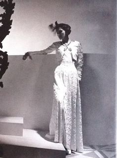 Gabrielle Coco Chanel foto Horst P.Horst 1937