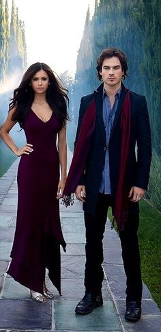 Elena & Damon | The Vampire Diaries