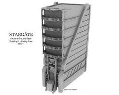 Ground Base - Stargate wip 3 by Mallacore Stargate Ships, Stargate Atlantis, Base Building, Babylon 5, Terraria, Deviantart, Spaceships, Ranger, Minecraft