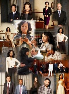Scandal - My favorite tv show