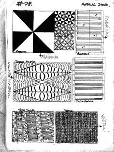 Book Arts in Tonga part 2: Learning Tongan Design and Making Books | Lili's Bookbinding Blog