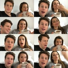 Some Groffchele cuteness