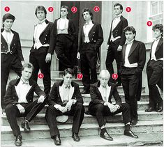 I don't usually made political predictions, but if there is one reason David Cameron might lose the General Election, it is the above photo--a picture taken in 1987 at Brasenose College, Oxford whi...❤✿« | | ♫ ♥ X ღɱɧღ ❤ ~ ♫ ♥ X ღɱɧღ ❤ ♫ ♥ X ღɱɧღ ❤ ~ Sun 21st Dec 20142014